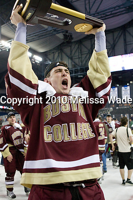 It All Adds Up for Boston College's Kreider