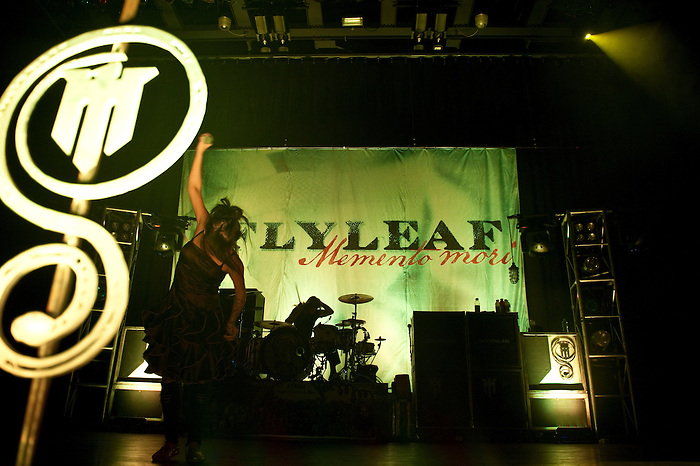 Flyleaf Live @ The Pageant 10.04.10