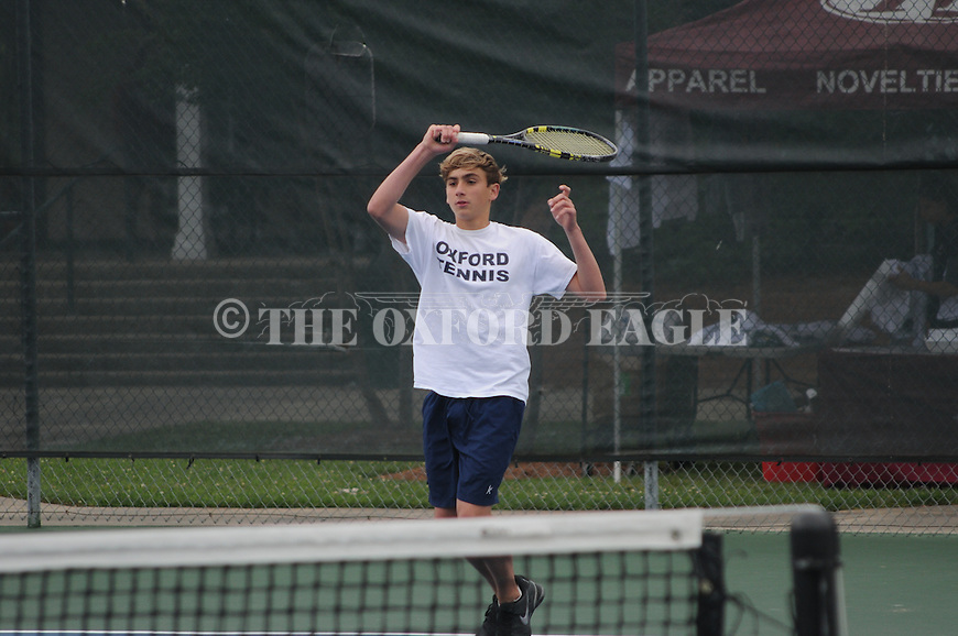ohs vs. west jones tennis 051010