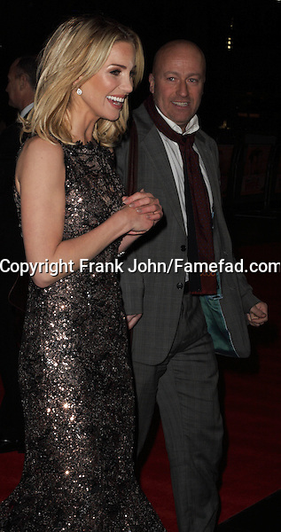 Sarah Harding and the Run for Your Wife Premiere London. Photos!