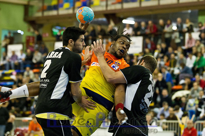 Liga Asobal de Balonmano. Quabit Guadalajara vs Barcelona Intersport