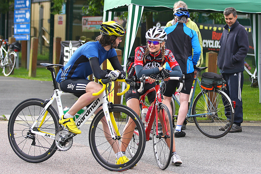 The Tour de Weald Cyclosportive 2012