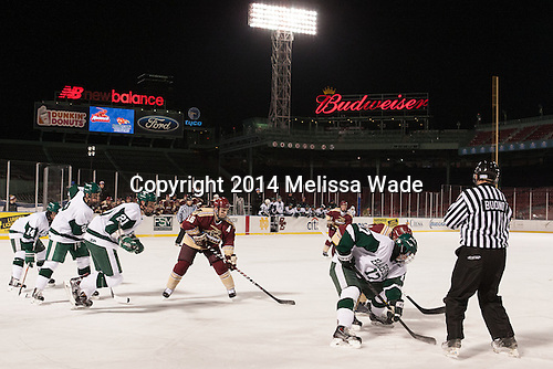 Gorman, Czarnota push Norwich past Babson at Frozen Fenway