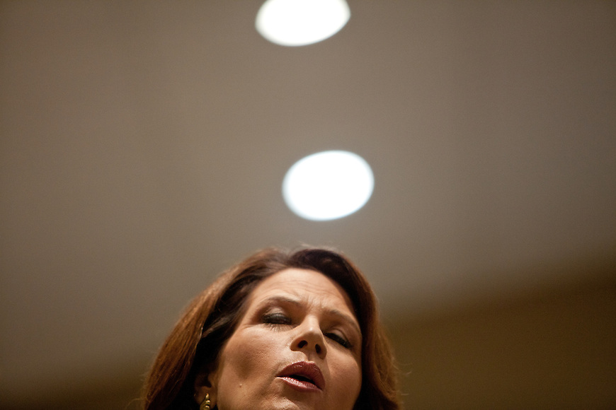 Michele Bachmann Iowa Campaign - Jul 31, 2011
