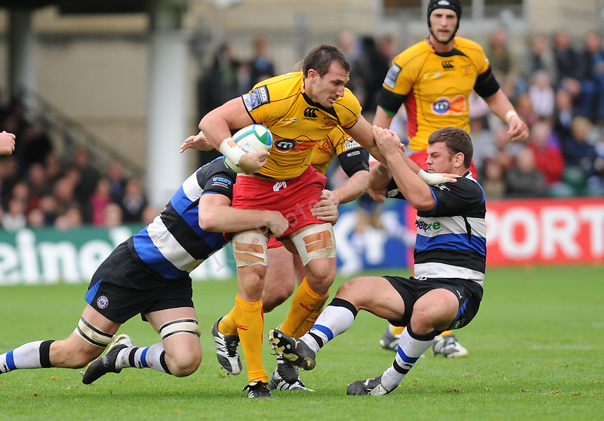 Bath V Newport Gwent Dragons HC 1008