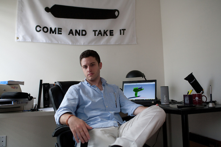 2012 Cody Wilson Gun Rights