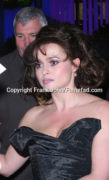 Helena Bonham Carter and the Les Miserables World Premiere London. Photos Part 3