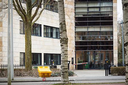 Bommenmaker zetelt in Amsterdam