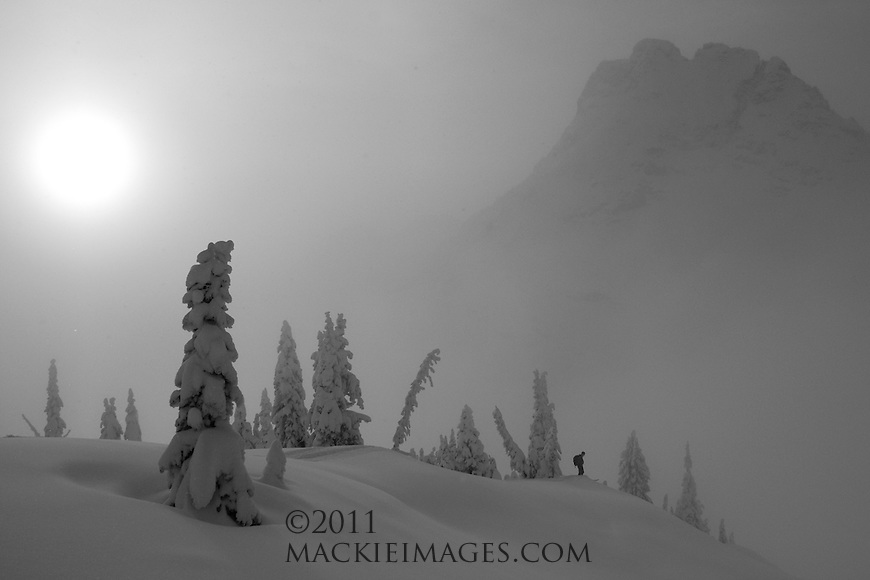 Backcountry Ski Photos