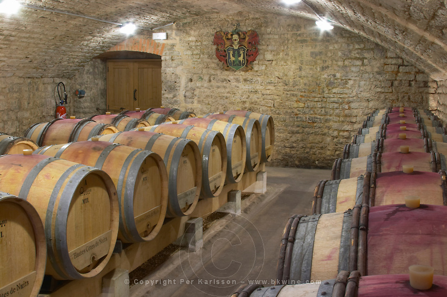 Burgundy Vougeot Domaine Bertagna stock photo samples