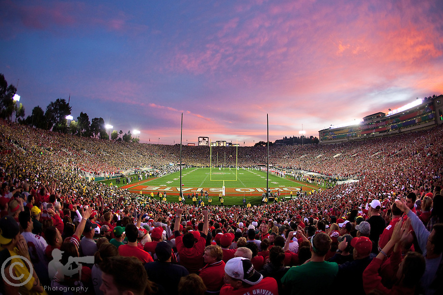 Rose Bowl Game 2010 ...