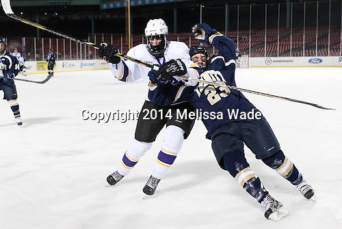 Gallery: Trinity vs Williams at Frozen Fenway