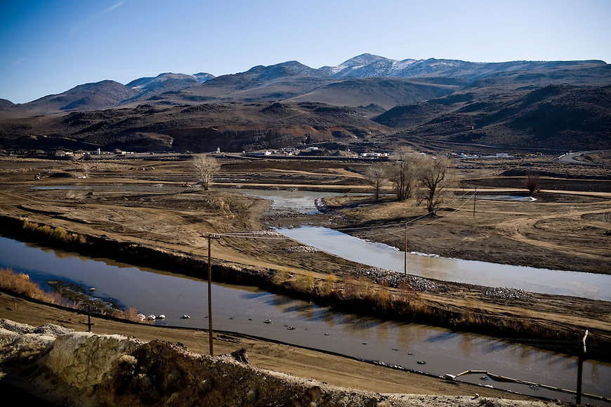 Truckee River Diversion