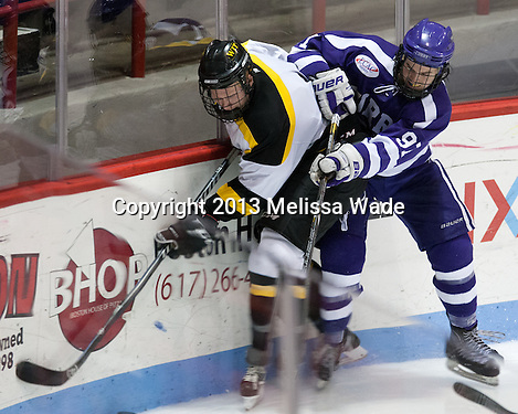 Galleries: Sunday Double Header at Bostons Matthews Arena