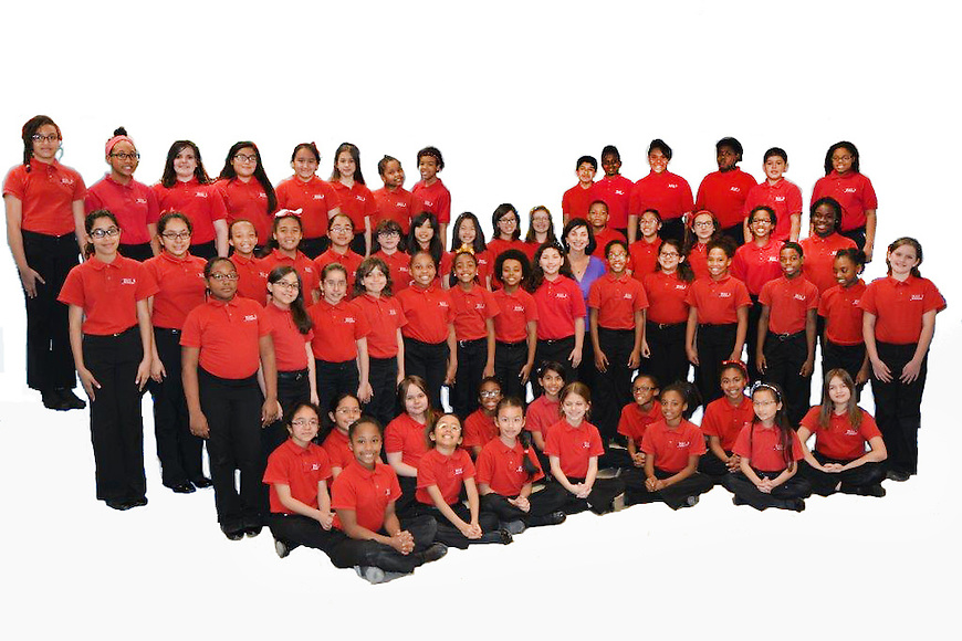 Parker Elementary Advanced Chorus