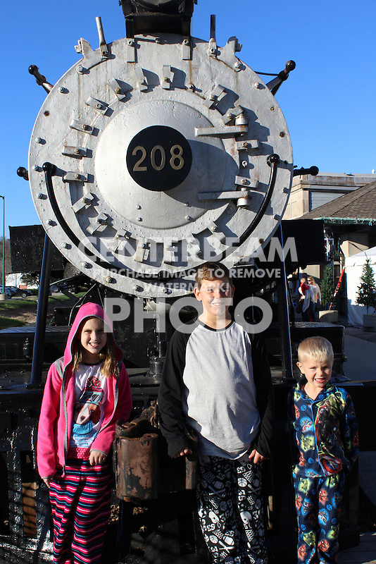 See how french lick in polar express