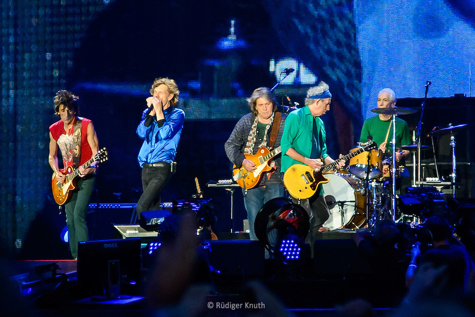The Rolling Stones - Hyde Park 2013