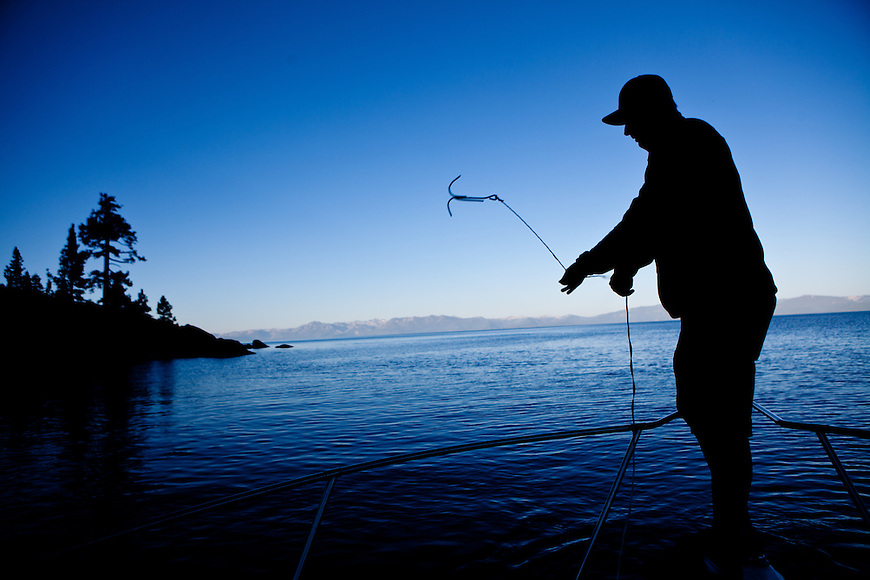 Lake Tahoe Commercial Fishing