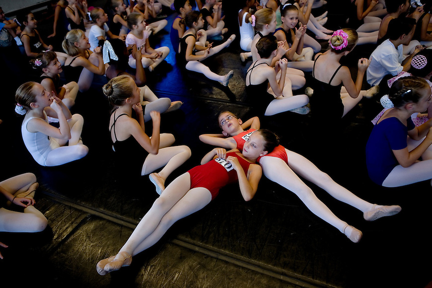 Sacramento Ballet's Nutcracker auditions