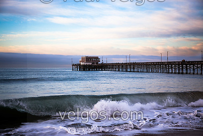 New Newport Beach California Stock Photos
