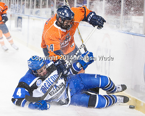 Gallery: Salem State v UMass Boston at Frozen Fenway