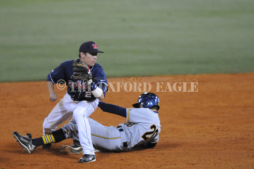 ole miss vs. murray state baseball 042710