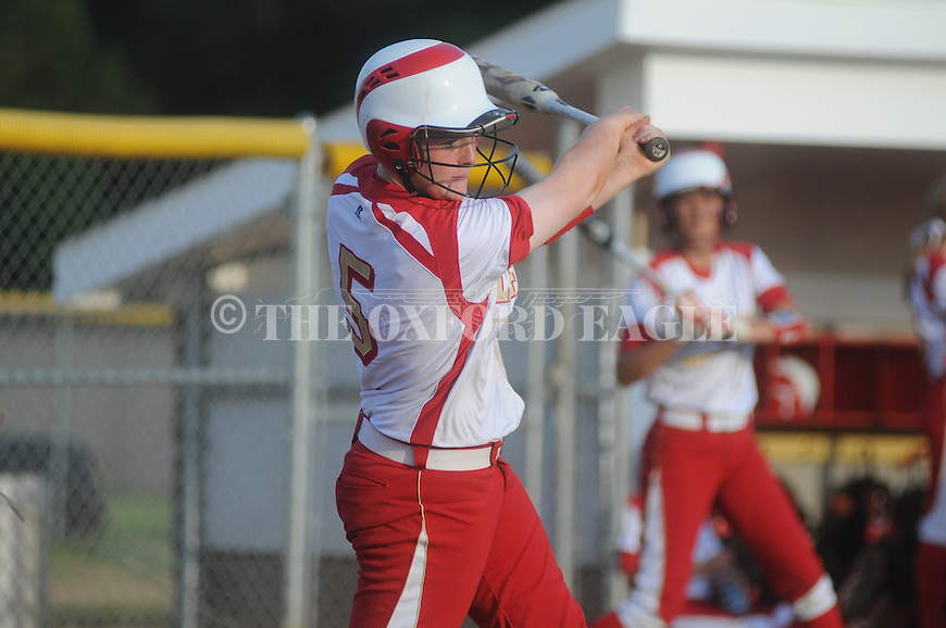 lhs vs. byhalia softball 042210