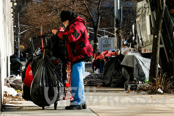 Homeless Crisis growing in New York City