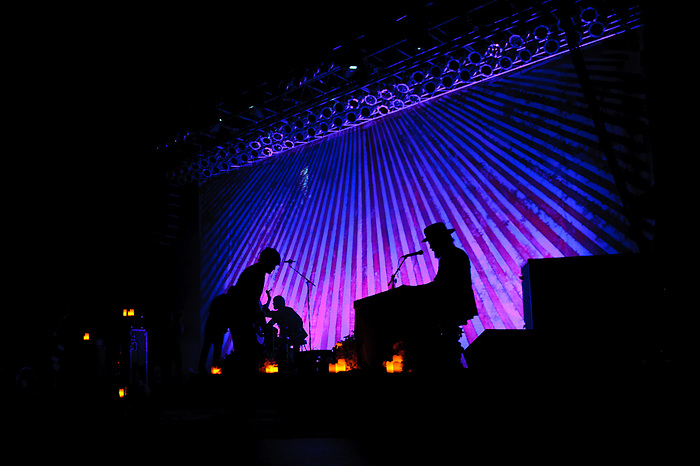 The Avett Brothers @ Bridgestone Area, Nashville 10.28.2011