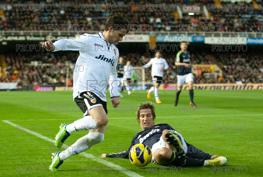 2.Valencia - R.Madrid (19-1-2013)