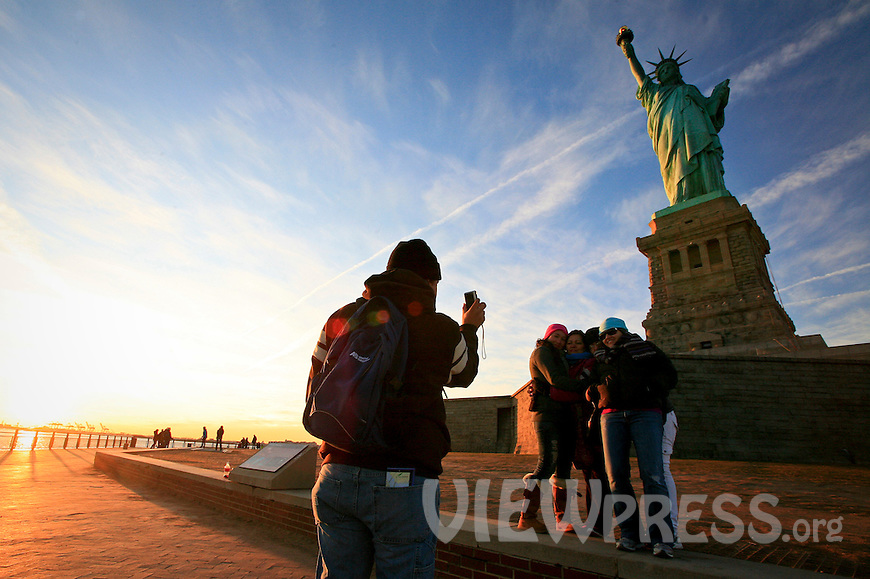 New York Officials anounced record-breaking 50 millionth visitors