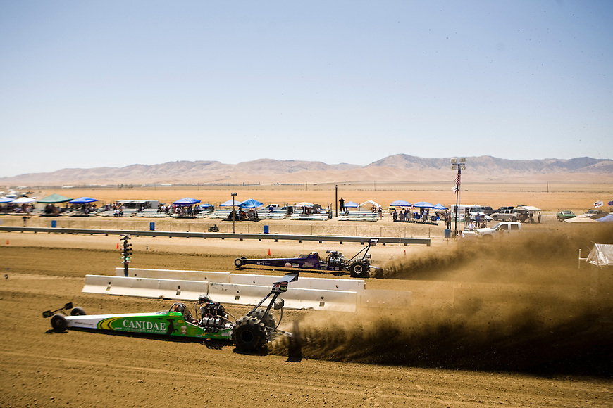 Sand Drag Races