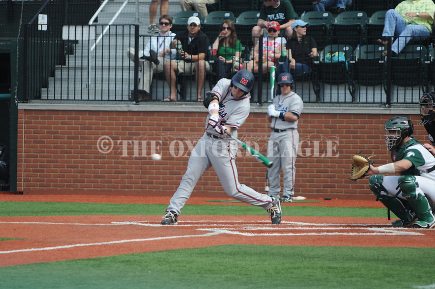 ole miss vs tulane baseball