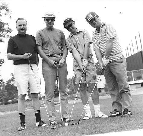 How Congressmen Used to Golf in the 1970s