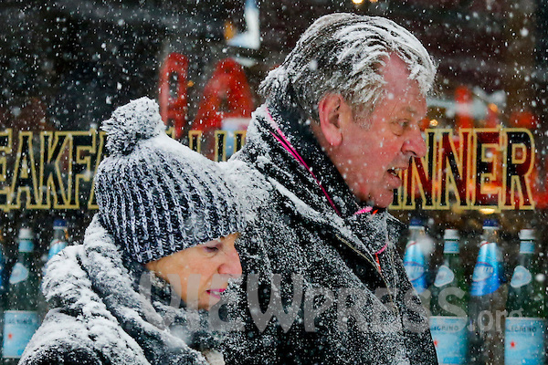 Winter Storm Jonas sets New York under alert