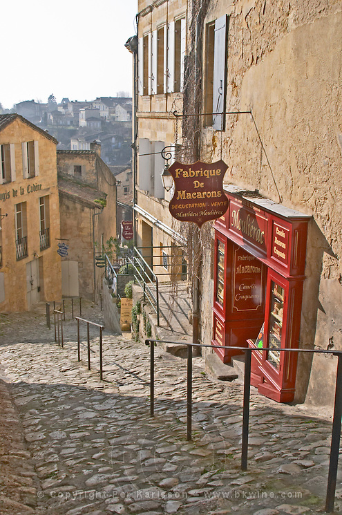Bordeaux Saint Emilion Town stock photo samples