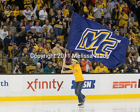 Sheen nets two, Merrimack gets to Hockey East final by ousting New Hampshire