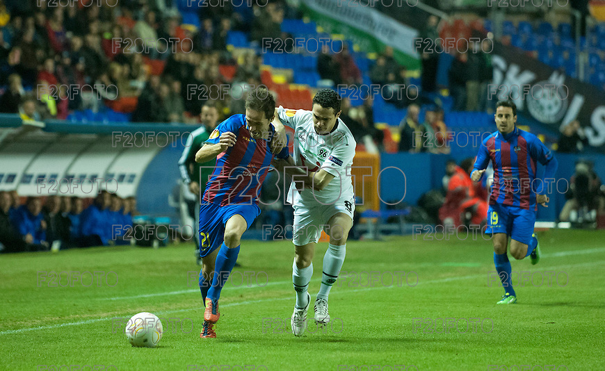 Levante - Hannover 96 (6-12-2012)