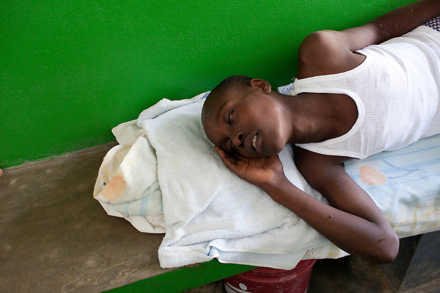 Cholera Outbreak in Haiti