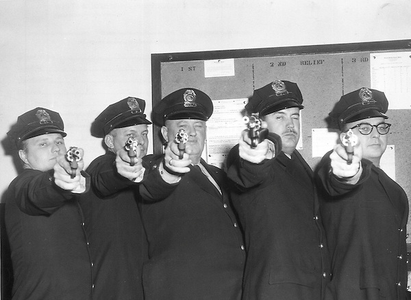 Roll Call Digs Into the Archives for Police Week