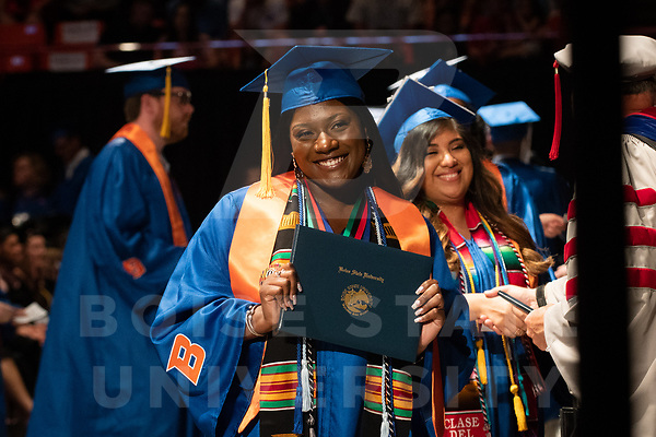 2018 Spring Commencement Extended Afternoon Gallery in Photoshelter