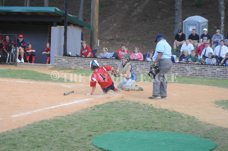 wv vs. nettleton softball 042910