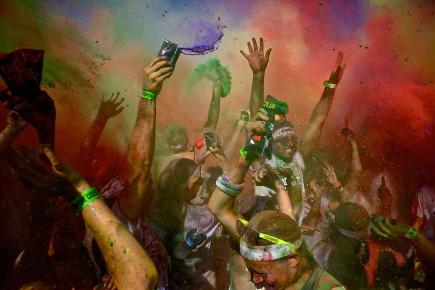 The Color Run : Washington, D.C.