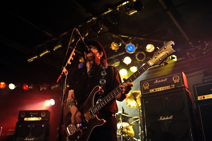 Motorhead @ Pop's, 2.20.2011
