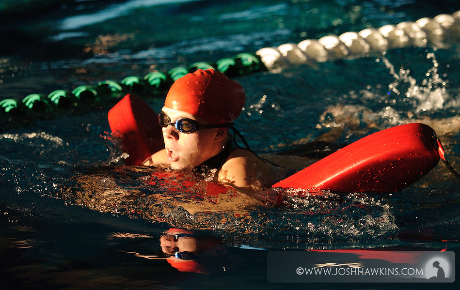 Lifeguard games 2011 for the Southern Nevada Red Cross.Jr. Lifeguard with the City of Henderson, Ashlon (Josh Hawkins)