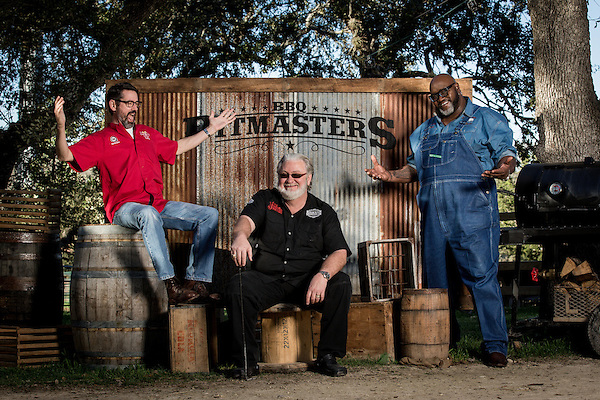 BBQ Pitmasters Season 6. Photographed in Austin, Texas on February 10, 2015. Photograph by Darren Carroll. (Darren Carroll)