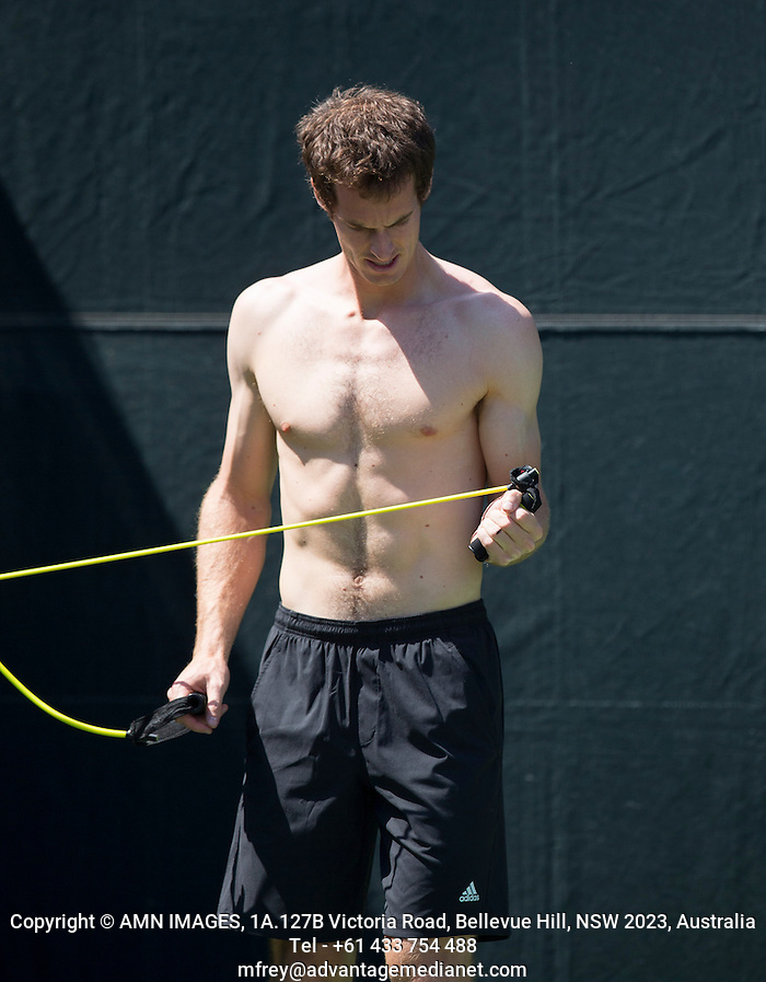 ANDY MURRAY (GBR) Tennis - Sony Open - ATP-WTA -  Miami -  2014  - USA  -  19 March 2014.  © AMN IMAGES (FREY/FREY- AMN Images)