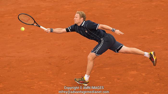 DMITRY TURSUNOV (RUS) Tennis - French Open 2014 -  Toland Garros - Paris -  ATP-WTA - ITF - 2014  - France  30th June 2014.  © AMN IMAGES (FREY/FREY- AMN Images)