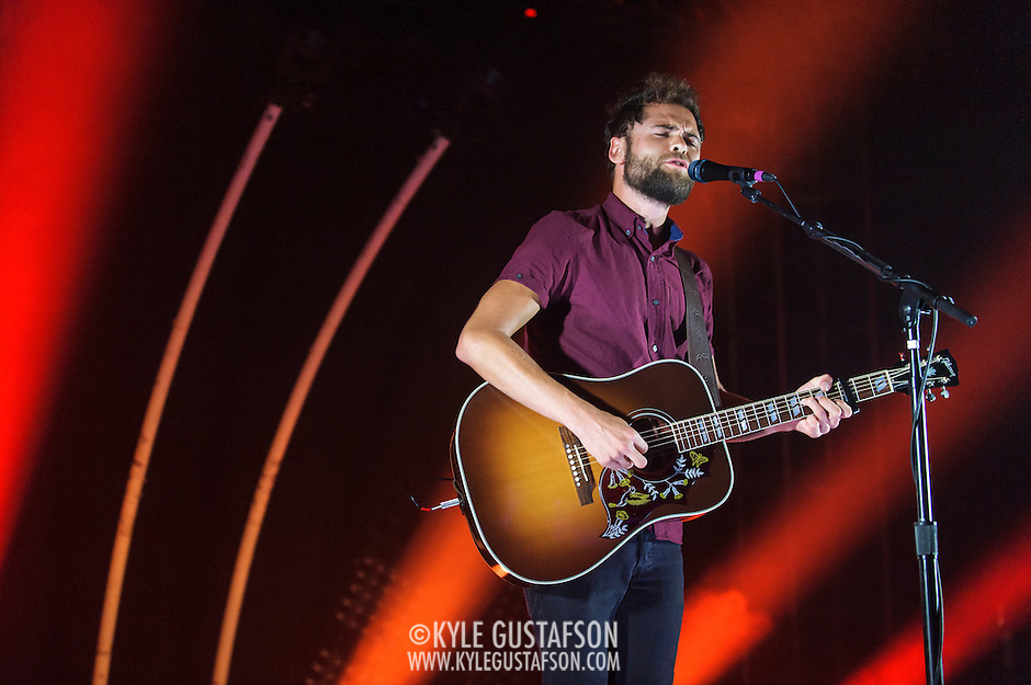 "WASHINGTON, DC - August 6, 2014 - British singer-songwriter Passenger performs at Echostage in Washington, D.C. His 2012 single ""Let Her Go"" reached #1 in more than 15 countries. (photo by Kyle Gustafson / For The Washington Post) (Kyle Gustafson/For The Washington Post)"