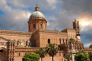 Palermo Cathedral, Sicily (Paul Williams)